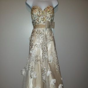 Jovani formal gown